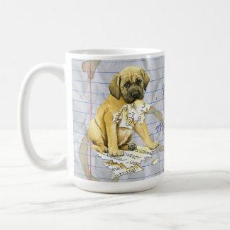 My Mastiff Ate my Lesson Plan Coffee Mug