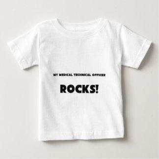 MY Medical Technical Officer ROCKS! Shirt