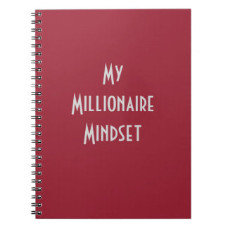 My Millionaire Mindset, Photo Notebook