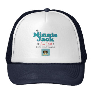 My Minnie Jack is All That! Mesh Hats