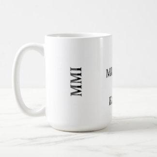 My Mission is Family,MMI,motivational Basic White Mug