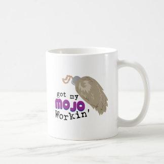 My Mojo Basic White Mug