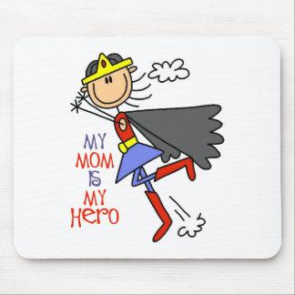My Mom Is My Hero Mousepad