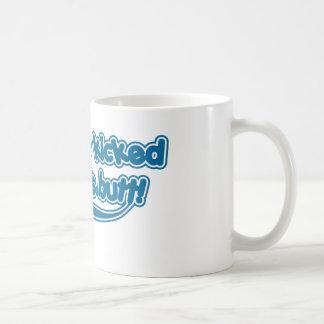 My Mom Kicked Cancer's Butt Coffee Mugs