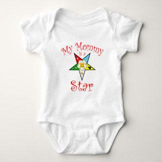 My Mommy is a Star Baby Bodysuit