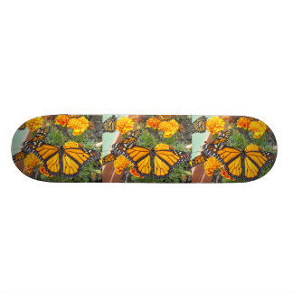 My Monarch Butterflies-skateboard
