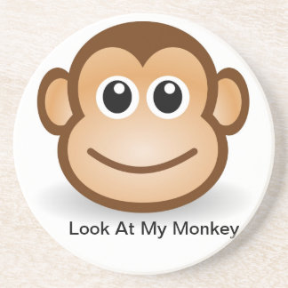 my monkey coasters