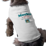 My Morkie is All That! Sleeveless Dog Shirt