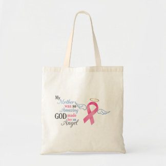My Mother An Angel - Canvas Bag