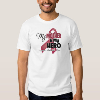 My Mother is My Hero - Multiple Myeloma T Shirt