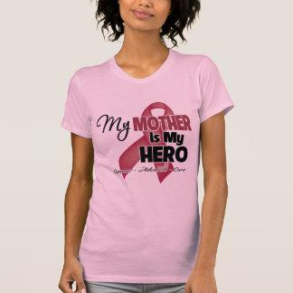 My Mother is My Hero - Multiple Myeloma Tee Shirt