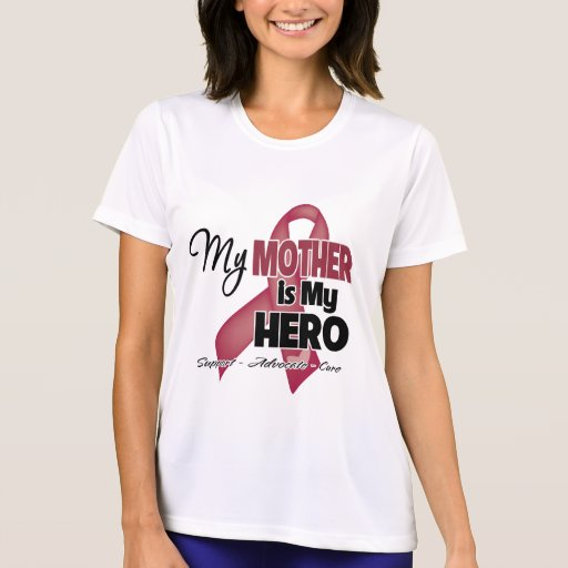 My Mother is My Hero - Multiple Myeloma Tshirts