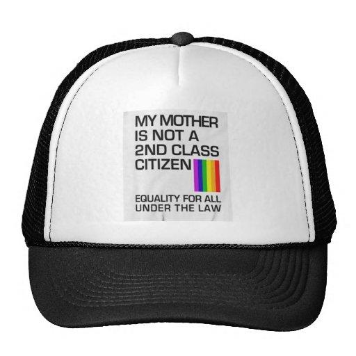 My Mother isn't a second class citizen Trucker Hat