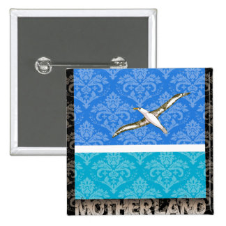 My Motherland Midway Islands Button