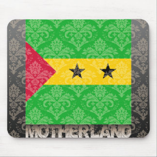 My Motherland Sao Tome And Principe Mouse Pad