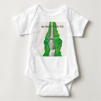 My Mouth Water-Fall Baby Bodysuit