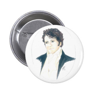 My Mr Darcy 6 Cm Round Badge