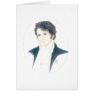My Mr Darcy Card