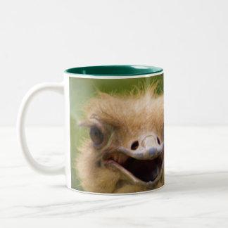 My Mug Ostrich