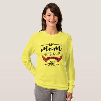 My Mum Is A Fibro Warrior Shirt