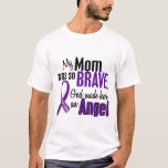 My Mum Is An Angel Pancreatic Cancer T-Shirt