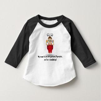 My mum is an Occupational Therapist long t-shirt