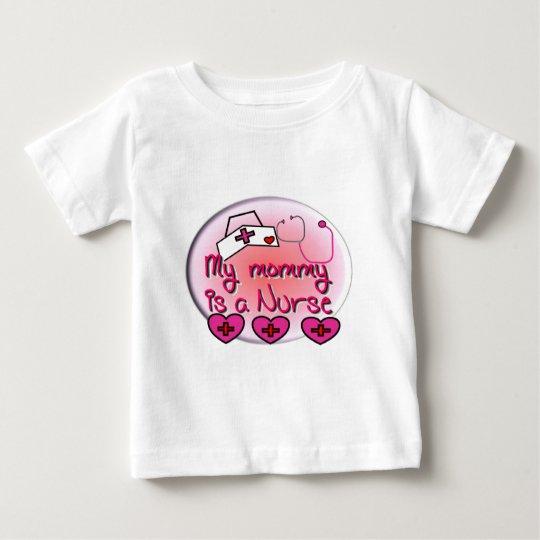 """My Mummy is a Nurse"" Kids T-Shirts"