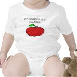 My Mummy Is A Teacher Tshirt