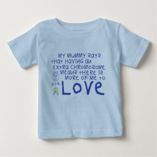 My mummy says baby T-Shirt