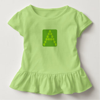 My name begins with the letter A Toddler T-Shirt