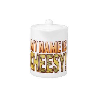 My Name Blue Cheesy