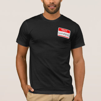My Name Is DumbAss T-Shirt