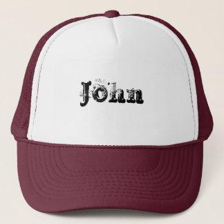 My Name is John Trucker Hat