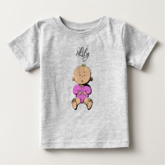 My name is... Lily Baby T-Shirt