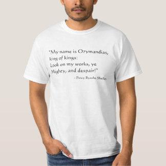 My name is Ozymandias T-Shirt
