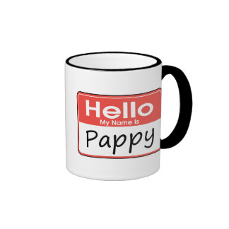 My Name is Pappy Mugs