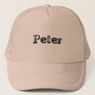 My Name is Peter Trucker Hat