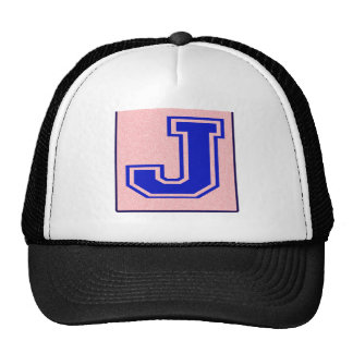 My name starts with J Cap