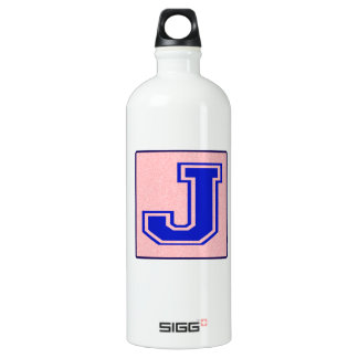 My name starts with J SIGG Traveller 1.0L Water Bottle