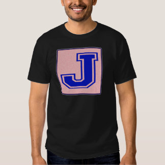 My name starts with J Tee Shirts