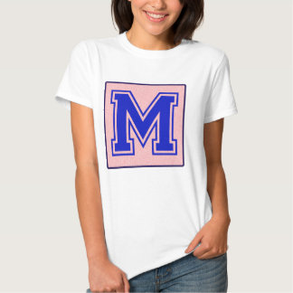 My name starts with M T-shirt