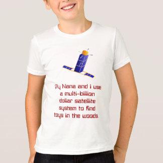 My Nana and I use a multi-billion dollar. T-Shirt