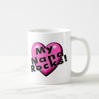 My Nana Rocks Coffee Mug