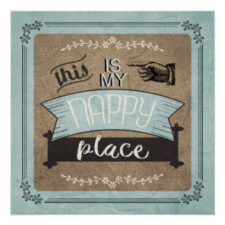 My Nappy Place ID291 Poster