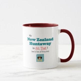 My New Zealand Huntaway is All That! Mug