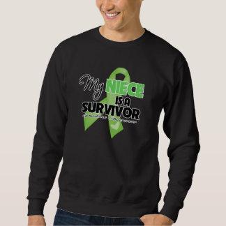 My Niece is a Survivor - Lymphoma Sweatshirt