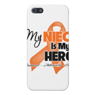 My Niece is My Hero - Leukemia Case For The iPhone 5