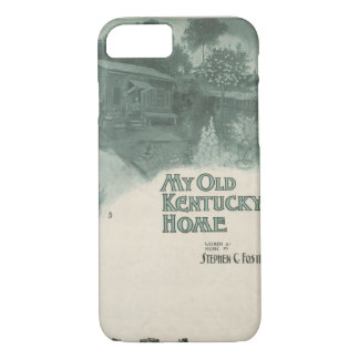 My Old Kentucky Home iPhone 7 Case