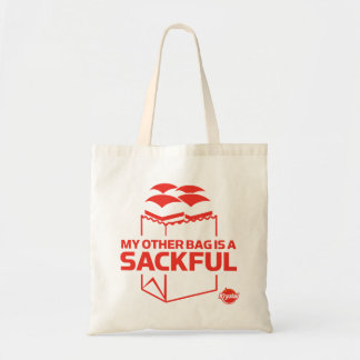 My Other Bag is a Sackful