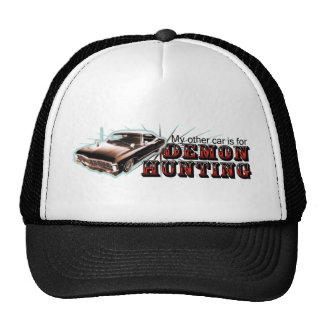 My other car... mesh hats